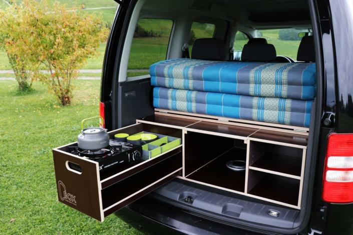 C-BOX one Campingbox